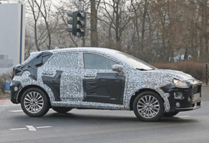 2020 Ford Ecosport Exterior