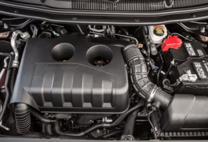 2021 Ford Explorer Engine