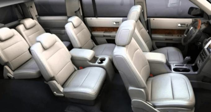 2021 Ford Flex Interior