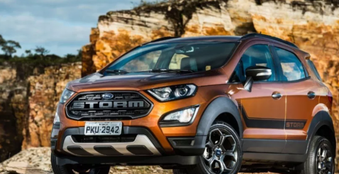 Ford Ecosport 2021 Exterior