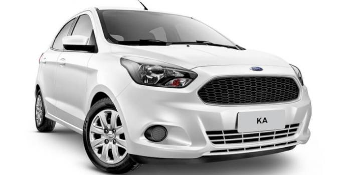 Ford KA 2021 Exterior