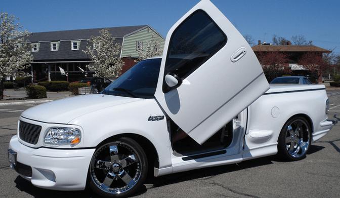 2021 Ford Lightning Exterior