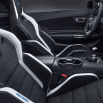 New 2021 Ford Mustang Interior
