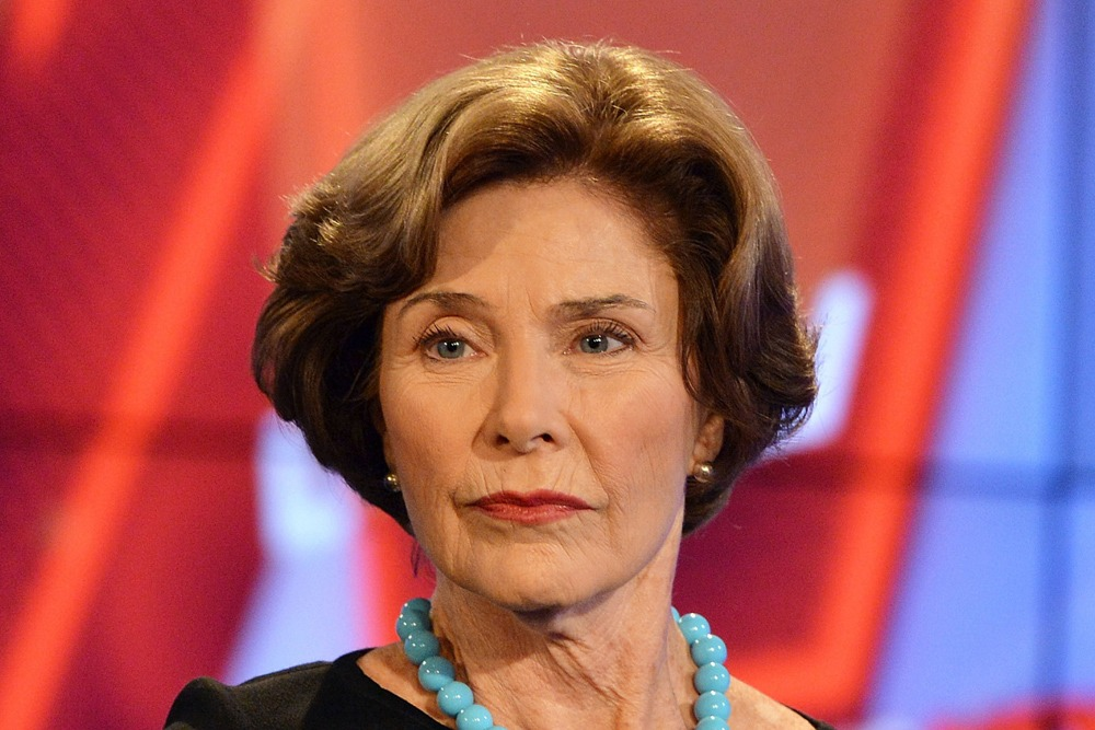 10+ Celebrities You Wouldn't Believe Have Killed Someone - Laura Bush