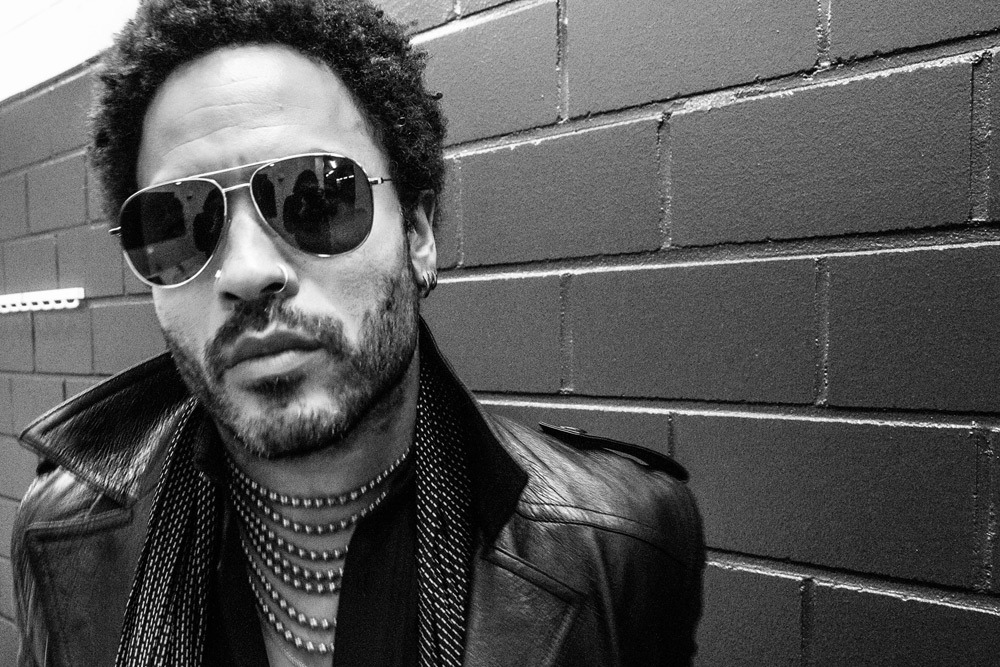 20 Sexy Celebrities You Won't Believe Are in Their 50's - Lenny Kravitz