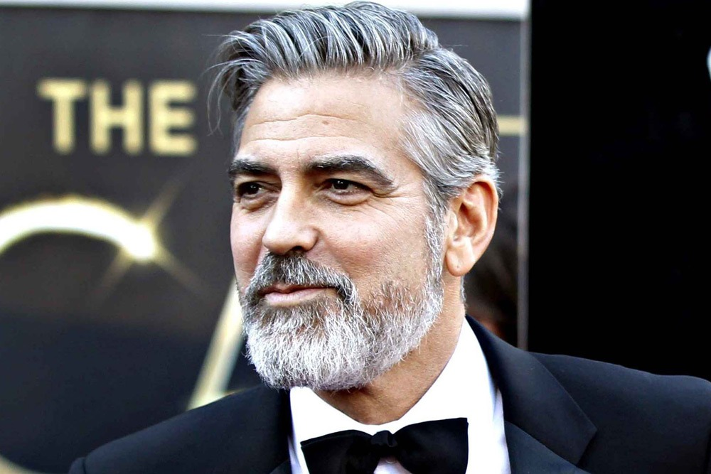 20 Sexy Celebrities You Won't Believe Are in Their 50's - George Clooney