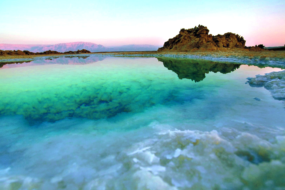 Truly Amazing Places You Must Visit in the Middle East Before You Die - Dead Sea, Israel
