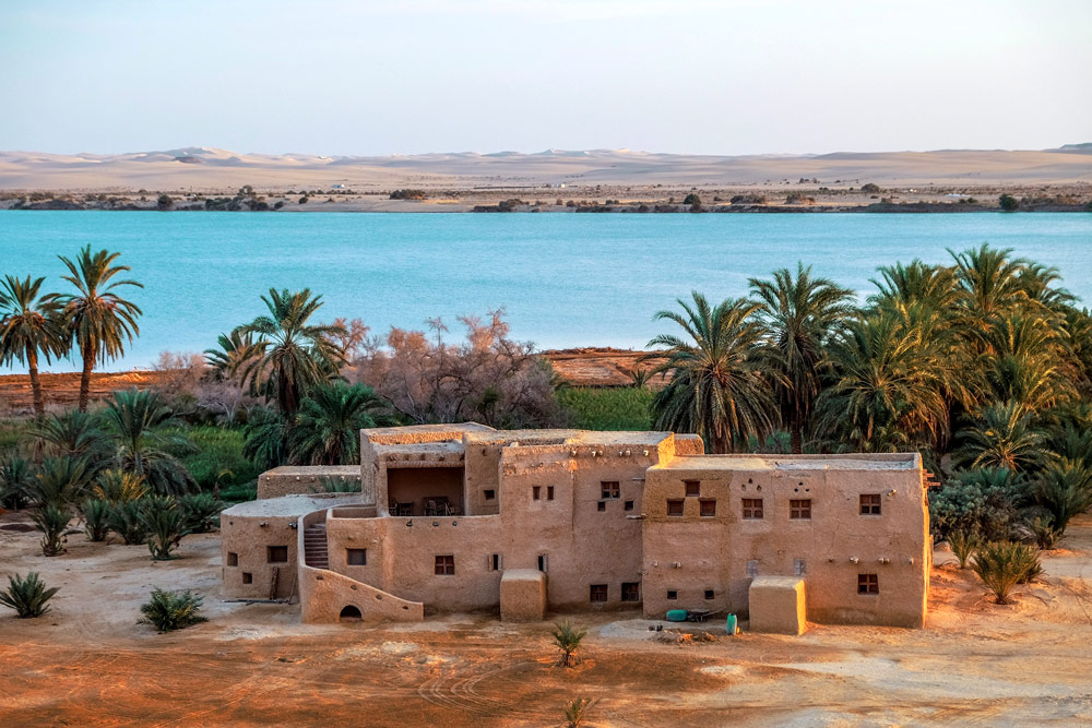 Truly Amazing Places You Must Visit in the Middle East Before You Die - Siwa Oasis, Egypt
