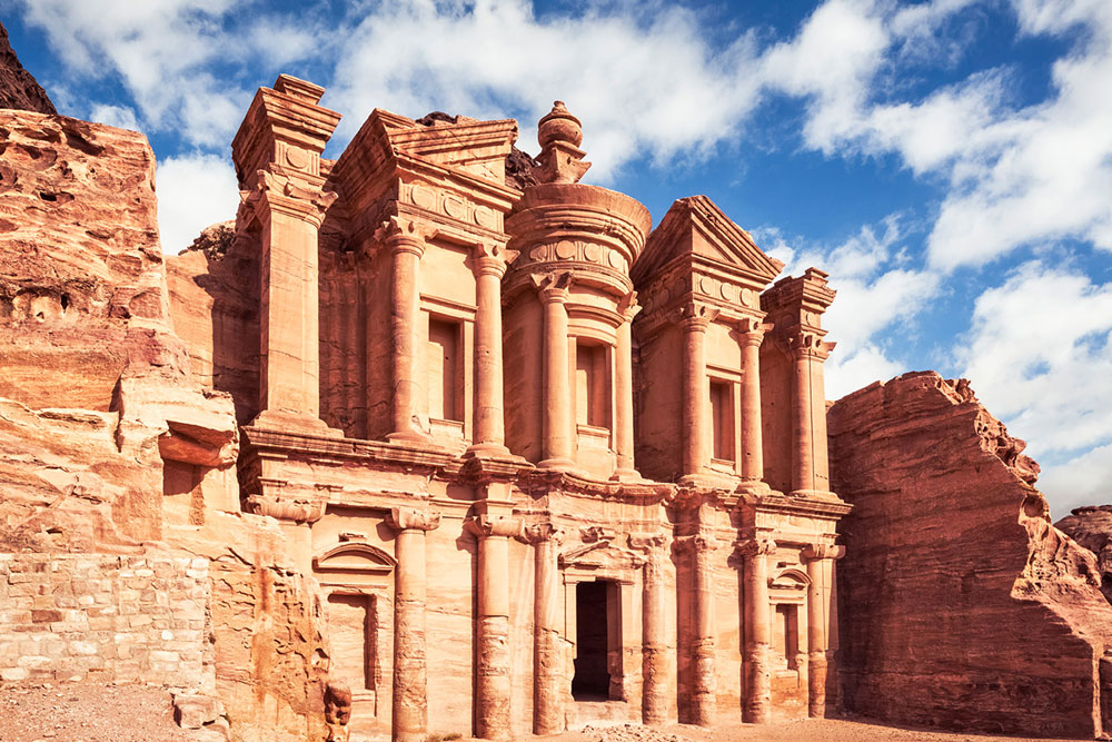 Truly Amazing Places You Must Visit in the Middle East Before You Die - Petra, Jordan