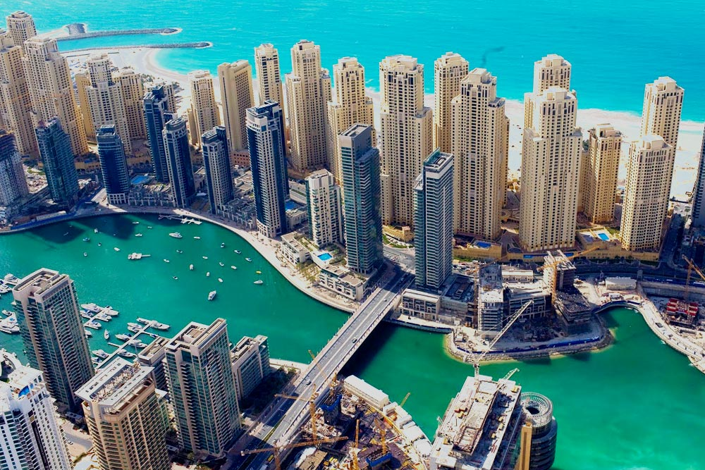 Truly Amazing Places You Must Visit in the Middle East Before You Die - Dubai, UAE