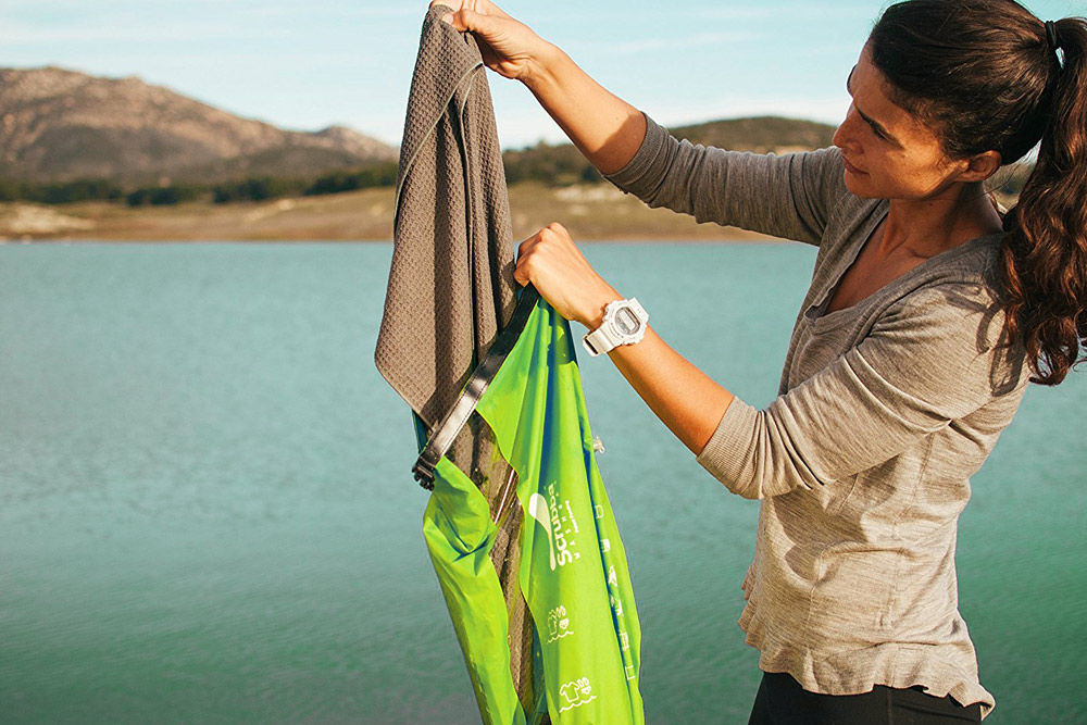 Jaw Dropping Inventions That Will Make Your Life Easier - Girl Hold Washer Bag