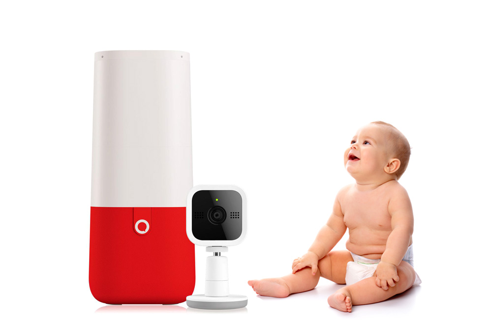 Jaw Dropping Inventions That Will Make Your Life Easier - High-end Baby Moniter Serves as Your New Nanny