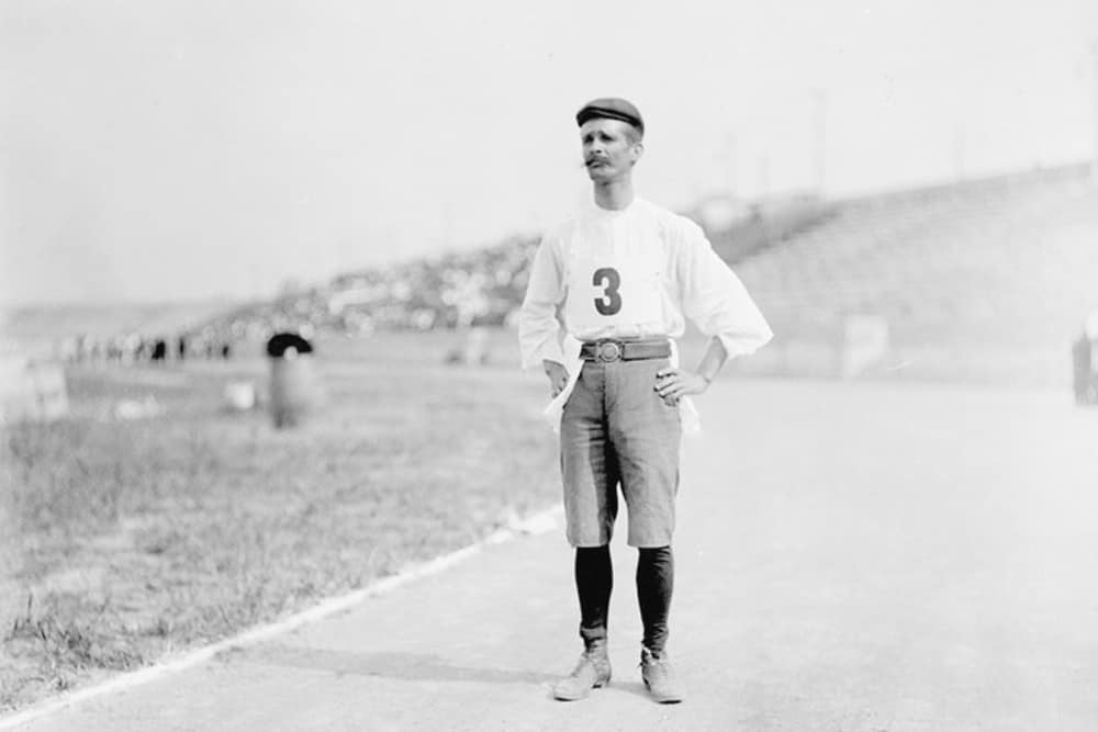 What Went Down In 1904 Olympic Marathon Wouldn't Fly Today