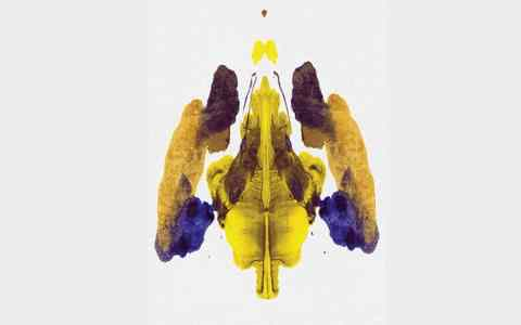Ttitle what does this inkblot say about your personality?