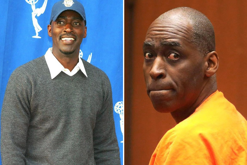 10+ Celebrities You Wouldn't Believe Have Killed Someone - Michael Jace