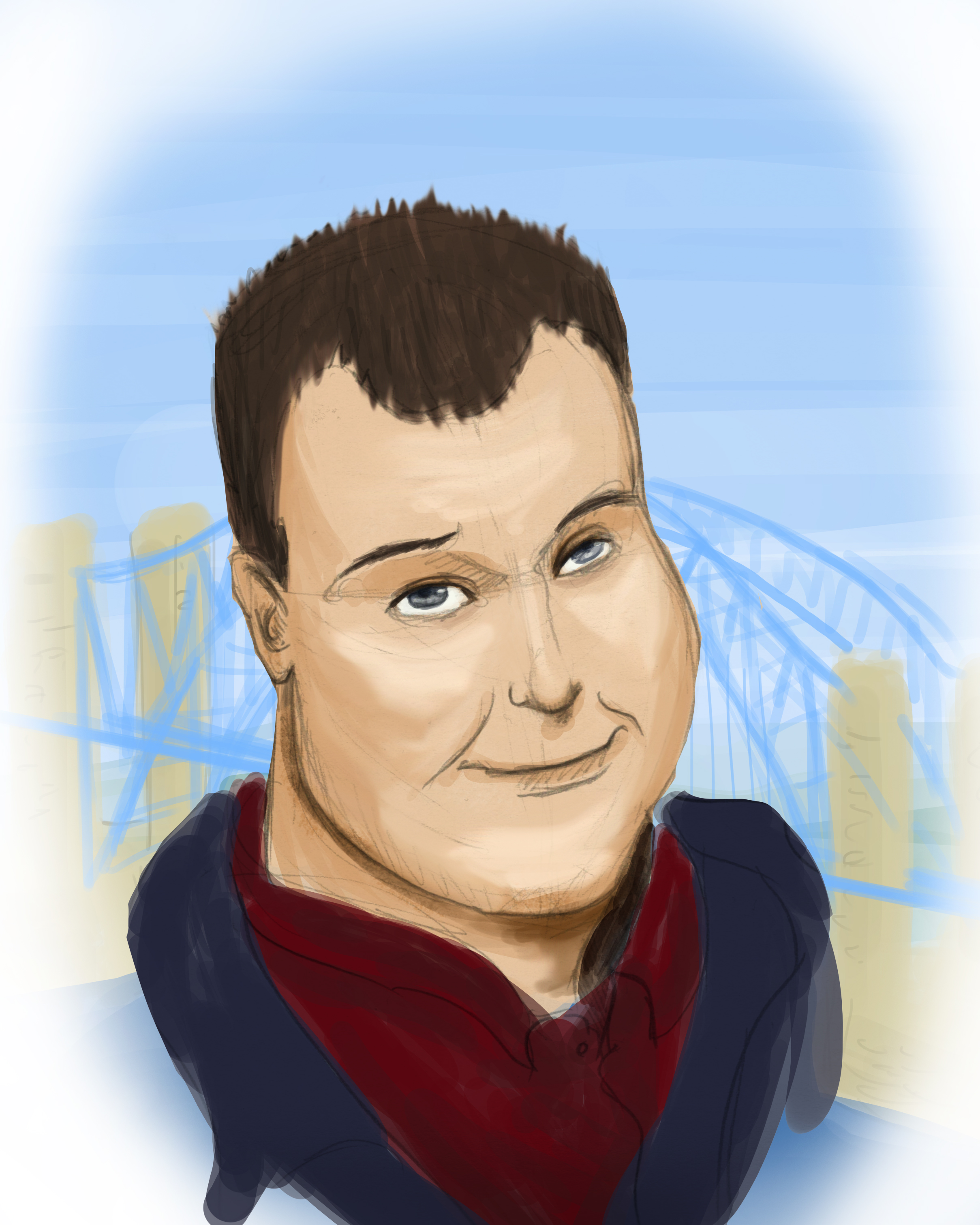 Image result for billy gardell on king of queens