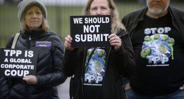 We Shall Not Sumbit