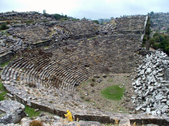 Sagalassos Tiyatrosu