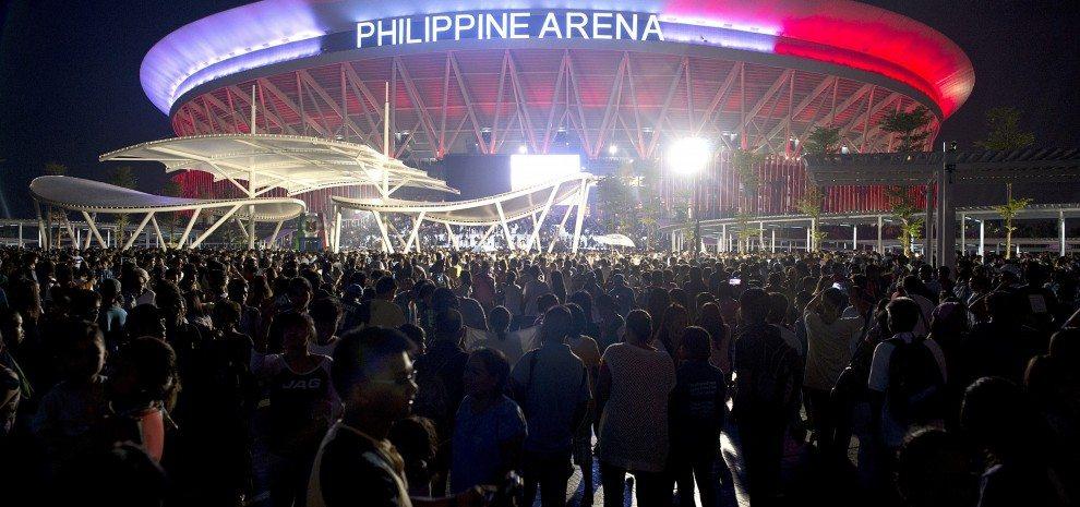 Philippine Arena Populous