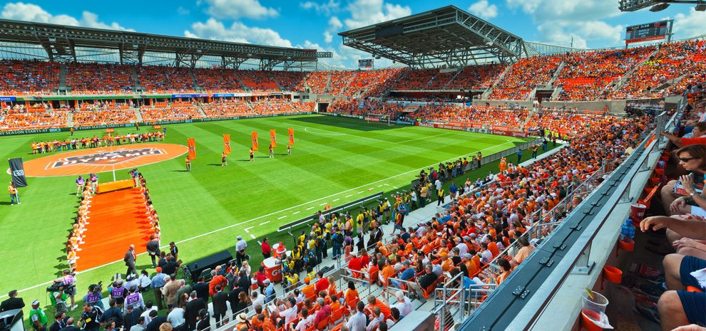 Image result for BBVA Compass Stadium