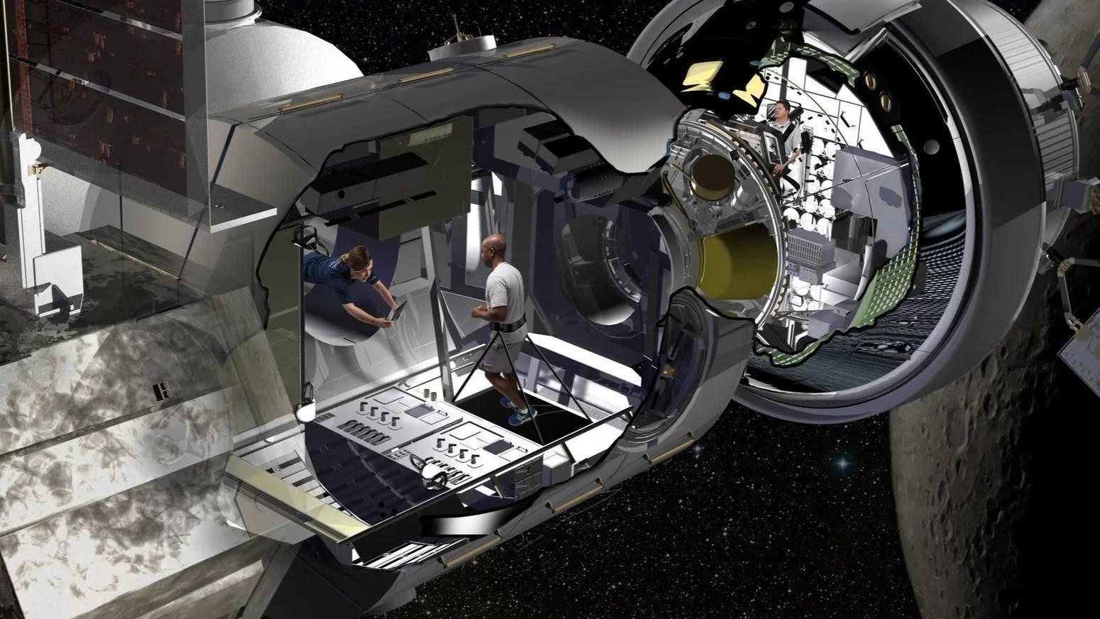 Lockheed Martin запустит людей на Марс