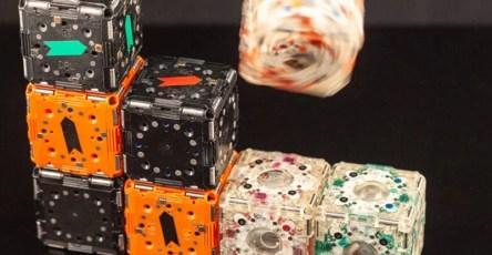 Крошечные роботы от Массачусетского технологического университета