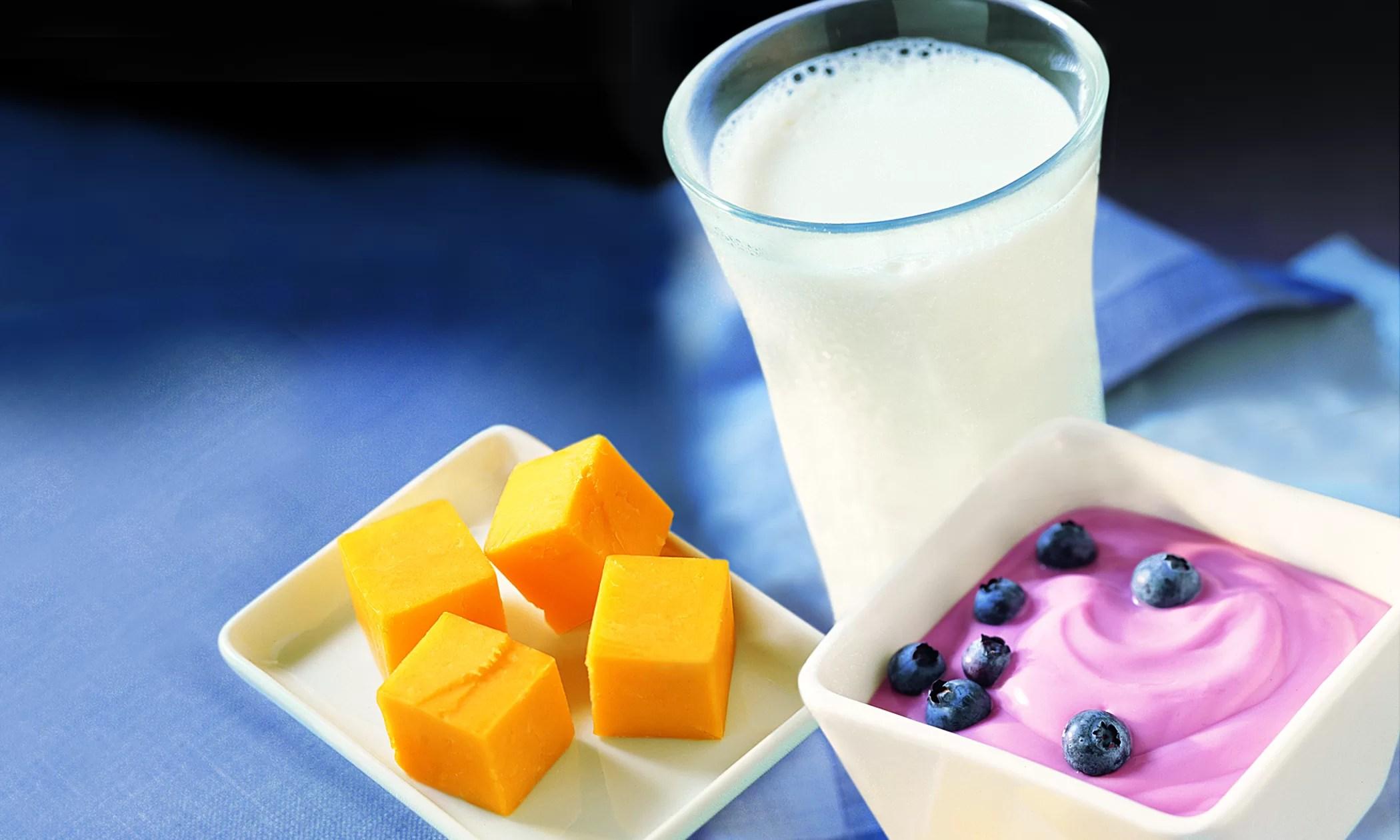 Уральские ученые создали витаминные сыры и йогурты с антиоксидантными свойствами