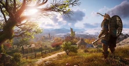 Ubisoft представила трейлер Assassin's Creed Valhalla