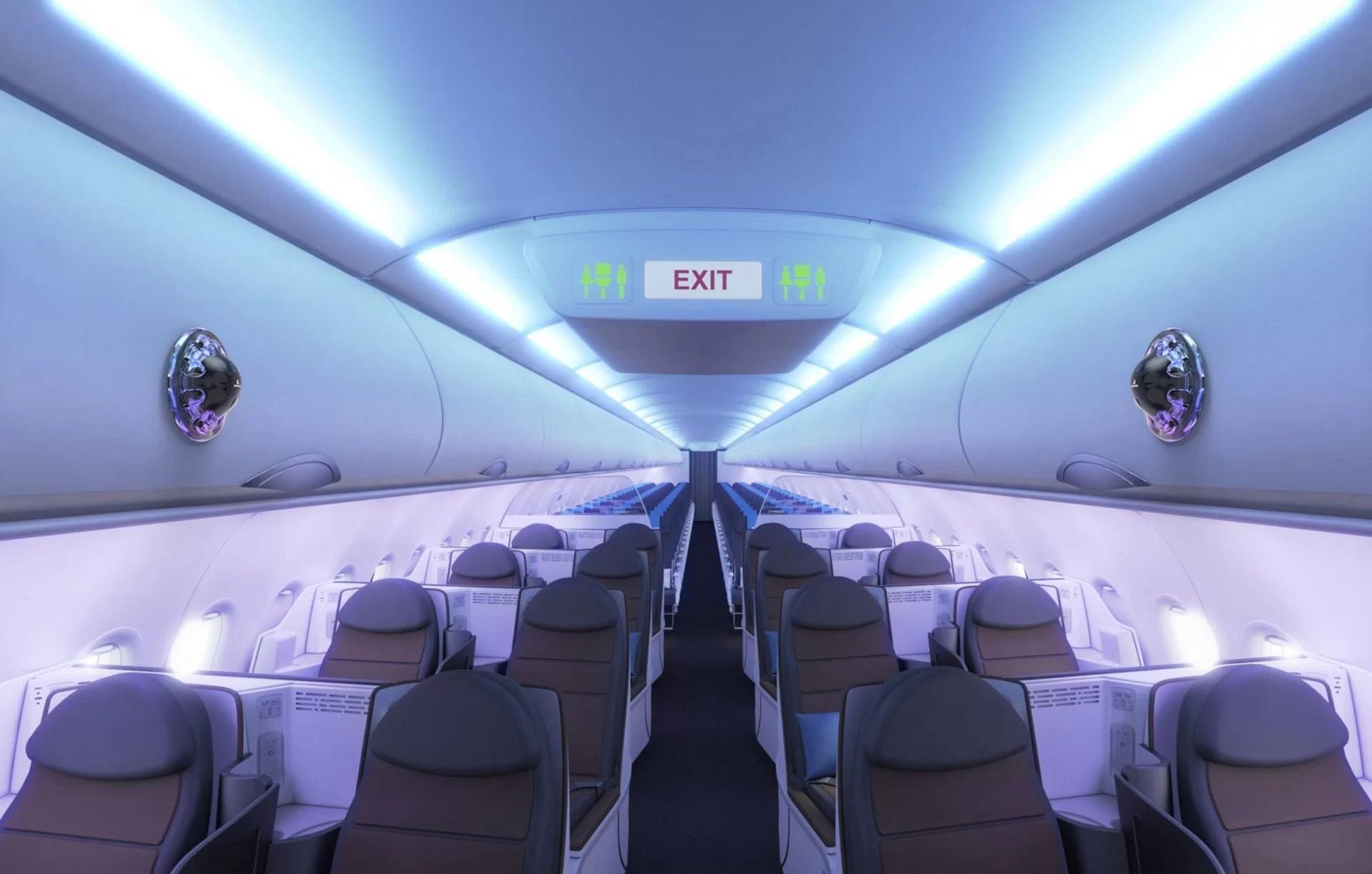 Airbus адаптировал воздушные сенсоры на выявление коронавируса