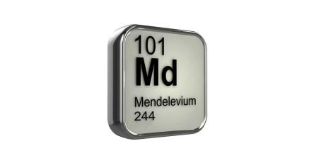 Химики открыли новый изотоп менделевия