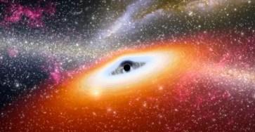 Предсказано существование кластеров из крошечных черных дыр