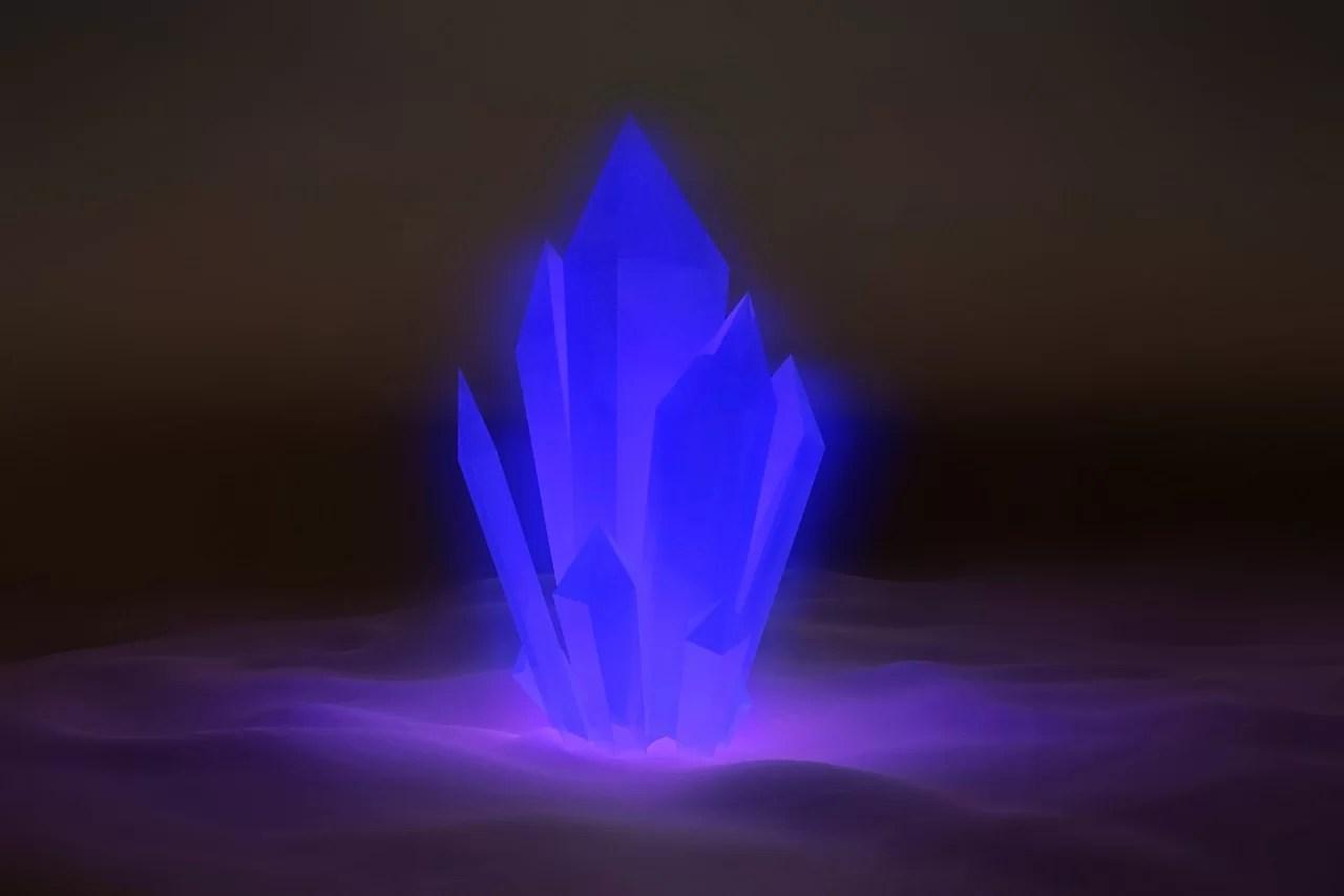 Получен яркий галогенидный синий фотолюминофор