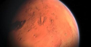 Учёные нашли свидетельства выживания земных микроорганизмов в грунте Марса