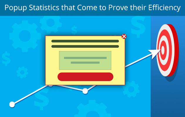 Popup statistics