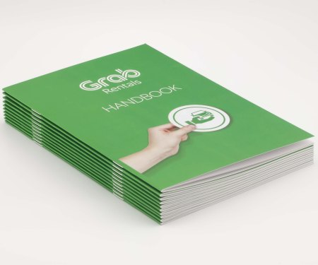 A5 Booklet