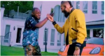 See Media users comment as Davido gets featured by Phyno, calls him in-law