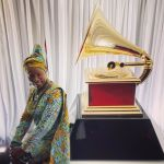 Some Twitter users React To Burna Boy Losing A Grammy To Angelique Kidjo.