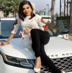 Bobrisky asks - If fake life is making you buy Range Rover 2019, flying first class, own house in lekki biko won't you fake it too...?