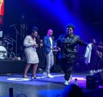 Man proposes to girlfriend at Teni billionaire concert in London (Video).