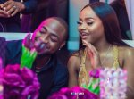 Amid breakup rumour, Davido's fiancee, Chioma allegedly pregnant with second child