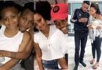 """""""I love you my best friend and perfect husband"""" – Regina Daniels celebrates her brother, Samuel Daniels on his birthday (Photos)"""