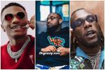 Watch As Wizkid Refused To Stop Davido And Burna Boy From Fighting In Ghana – Video