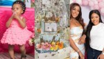 All the beautiful faces at Laura Ikeji's daughter's birthday party