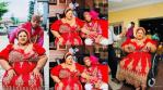 Photos from the traditional wedding of a Pretty physically challenged Nigerian woman and her beau!