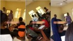 Lecturer Chases Male Students Out of His Class Over 'Inappropriate' Hairstyles (Video)