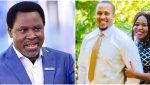 TB Joshua's daughter gives birth to a baby boy on his father's birthday