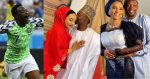 Nigerian footballer, Ahmed Musa marries another wife (photos)