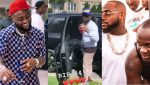 """RIP 44"""" – Davido offers farewell tribute to Obama DMW as he steps out in Atlanta (Video)"""