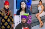 """#BBNaija: """"F*ck her 'sorry', Maria has lost my respect"""" – White Money blows hot after Maria threw her food away (video)"""