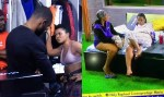 """#BBNaija2021: """"If I slap that her bleaching face, e go red"""" – LiquoRose reacts after she overhead Beatrice and Angel talking about her (Video)"""